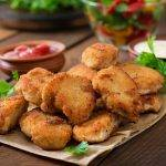 Low-Carb-Rezept für Chicken Nuggets