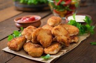 Ein raffiniertes Low-Carb-Rezept für Chicken Nuggets