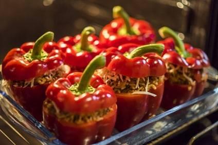 Paprika - das perfekte Gemüse ohne Kohlenhydrate