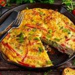 Ein Klassiker aus der italienischen Küche und dazu noch Low Carb: die Frittata
