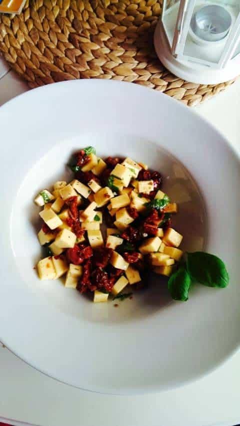 Gouda-Salat
