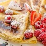 Pfannkuchen ohne Mehl - ein tolles Low-Carb-Rezept