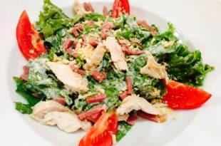 Caesar's Salad: ein Low-Carb-Genuss