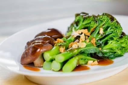 Brokkoli - das perfekte Gemüse ohne Kohlenhydrate
