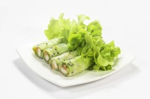 Ein etwas anderes Rezept für einen Chicken Wrap - Low Carb und so gesund!