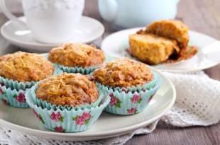 Zuckerfrei und Low Carb: unser Rezept für Mandelmuffins