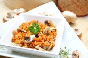 Linsensalat - das perfekte Rezept für die moderate Low-Carb-Diät
