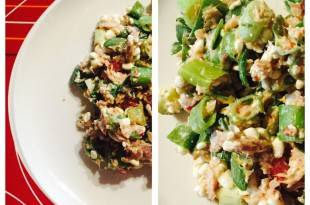 Low-Carb-Thunfischsalat