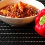 Ein schnelles, alltagstaugliches Rezept für eine Low-Carb-Hackfleischpfanne