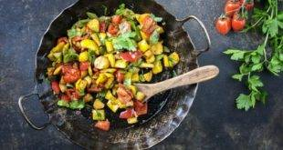 Low Carb und super gesund: Ratatouille
