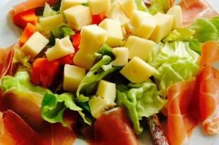 So schnell zubereitet und Low Carb - der Ratzfatz-Salat