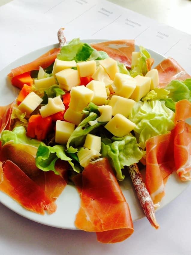 Ratzfatz-Salat