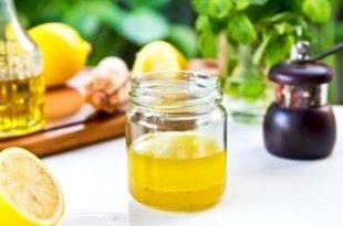 Ein Rezept für ein kohlenhydratarmes Senf-Balsamico-Dressing