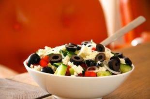 Ein Rezept für einen kohlenhydratarmen Bauernsalat