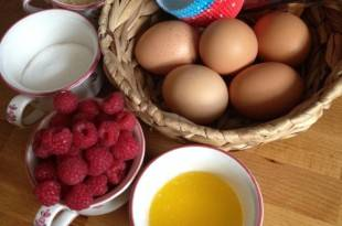 Low-Carb-Rezept für Himbeer-Muffins