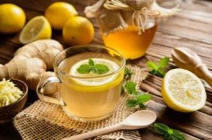 Ein Detox-Rezept vom Feinsten: Ingwer-Zitronengrastee