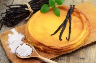 Rezept für Low-Carb-Quarkkuchen