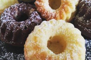 Low-Carb-Rezept für Mini-Rührkuchen