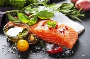 Kohlenhydratarmer Lachs - voller gesunder Fette!