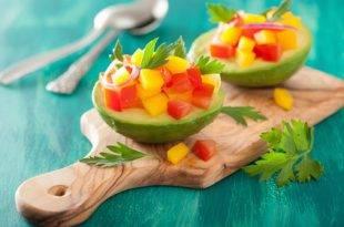 Gefüllte Avocado - ein ultimativ leckeres Low-Carb-Rezept!