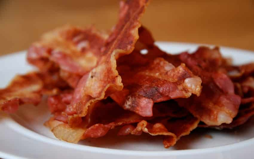 Bacon-Chips