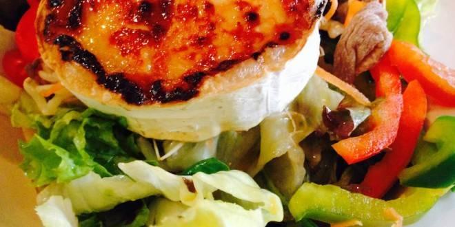 low carb rezept f r einen salat mit ziegenk se. Black Bedroom Furniture Sets. Home Design Ideas