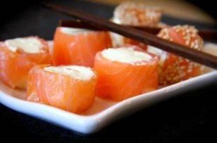 Ein raffiniertes Rezept für Low-Carb-Sushi