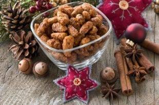 Low Carb und zuckerfrei: unser Rezept für gebrannte Mandeln