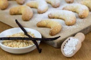 Low-Carb-Vanillekipferl - ein weihnachtlicher Genuss