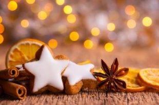 So lecker und Low Carb kann Weihnachten schmecken - mit unserem Rezept für Zimtsterne