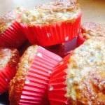 Low-Carb-Rezept für Leinsamen-Mandel-Muffins