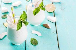 Low Carb Pina Colada