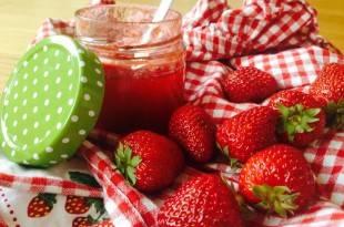 Schön fruchtig, zuckerfrei und Low Carb - unser Rezept für Marmelade