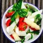 Lecker, leicht und Low Carb: unser Rezept für den Spargelsalat