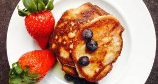 Die 5 besten Rezepte für Low Carb Pfannkuchen