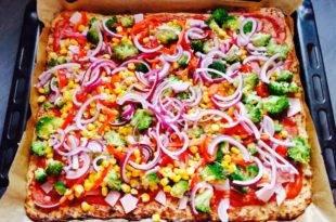 Die 6 besten Rezepte für Low Carb Pizza
