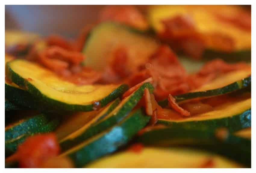 Zucchinipfanne (2)