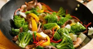 Low-Carb-Ernährung im asiatischen Restaurant