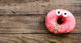 Donuts - leider ein No Go bei Low Carb