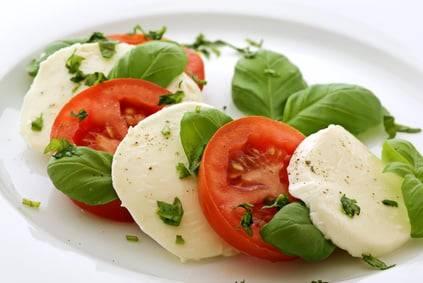 Vegetarisch ist auch bei Low-Carb mit den richtigen Rezepten möglich