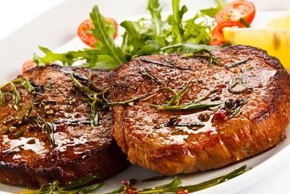 Eiweißreiche Kost bei Low-Carb - ein Muss!