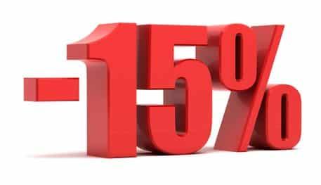 15% Rabatt bei Vitafy für eine Woche!