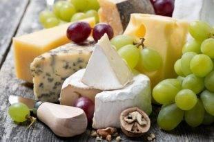 Nicht alle Käsesorten sind Low Carb.