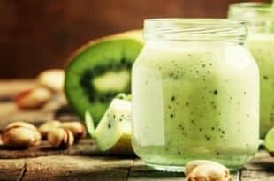 Natürlich Low Carb: Unser leckerer Kiwi-Melone-Smoothie