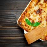 Low Carb Kohlrabi-Lasagne