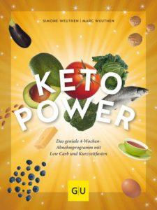 Keto Power - unser Buch für euch!