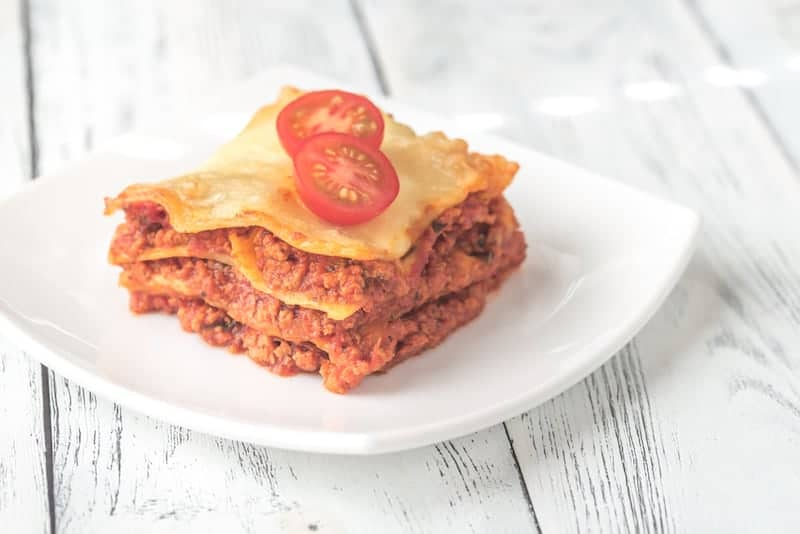 Low Carb Eierlasagne